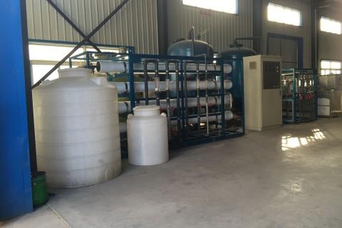 6m³/h超纯水设备