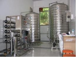 2.5m³/h纯水设备(单级)