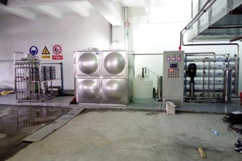 10m³/h超纯水设备