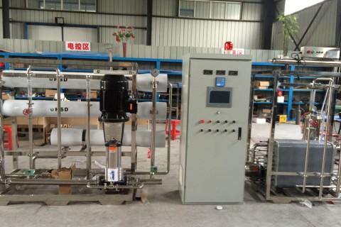 5m³/h超纯水设备