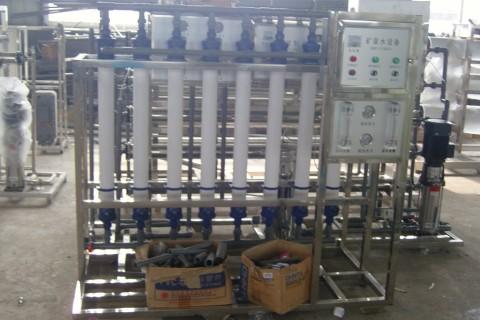 200桶/时超滤设备