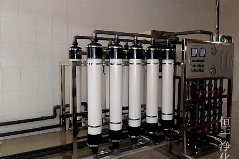 1000桶/时超滤设备