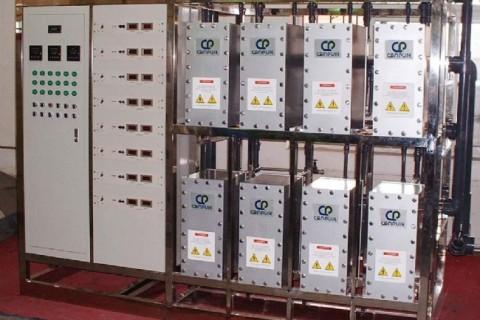 20m³/h超纯水设备