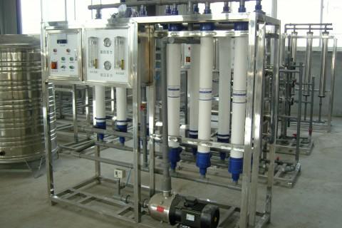 250桶/时超滤设备