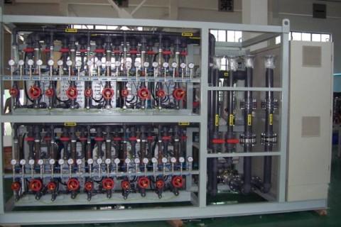 30m³/h超纯水设备