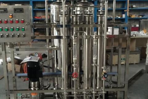 1m³/h纯水设备(单级)