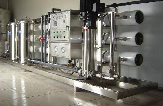 纯化水设备制水前景简析