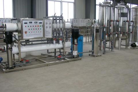 简析纯净水设备特点