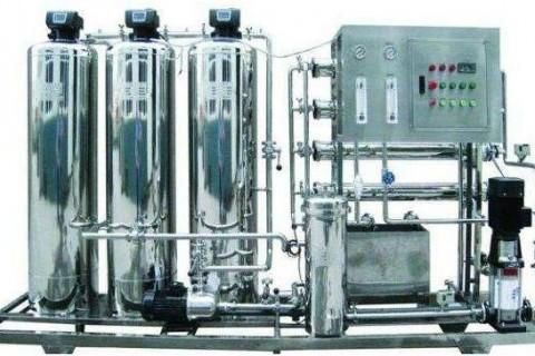 水处理设备清洗有哪些方法?